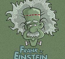 Frank-Einstein by ibaitxo