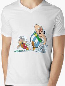 obelix Mens V-Neck T-Shirt