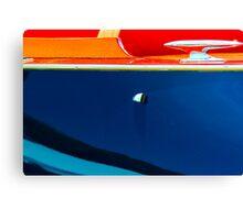 Reflecting hull Canvas Print