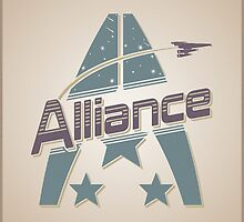 Vintage Alliance by SOWSEEGG