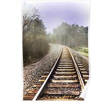 Tracks to Somewhere !!! Poster