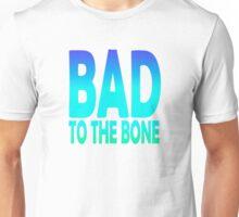 Bad to the Bone - The Blues Unisex T-Shirt