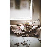 Teatime Photographic Print