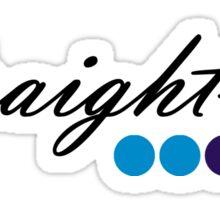 Straight-six BMW M-Colors Sticker