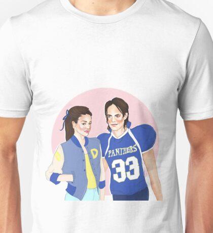 Tim Riggins and Lyla Garrity - Friday Night Lights Unisex T-Shirt