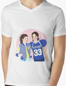 Tim Riggins and Lyla Garrity - Friday Night Lights Mens V-Neck T-Shirt