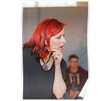 Carrie Grant   Poster