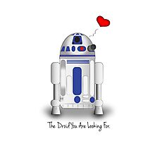 The Droid You are Looking For Photographic Print