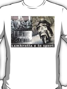 LAMBRETTA SPORT T-Shirt