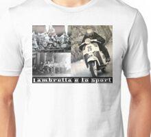 LAMBRETTA SPORT Unisex T-Shirt
