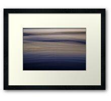 Equivalence (after E.S) #11 Framed Print