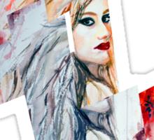 Mia Von Glitz Sticker