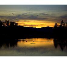Goldwater Lake Prescott Arizona Photographic Print