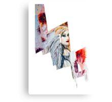 Mia Von Glitz Canvas Print