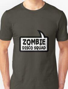 ZOMBIE DISCO SQUAD SPEECH BUBBLE by Zombie Ghetto T-Shirt