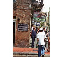 New Orleans Tavern Photographic Print