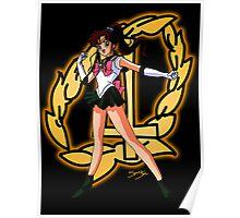 Sailor Jupiter Sailor Scout Poster