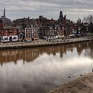 The River Ouse by Tom Gomez