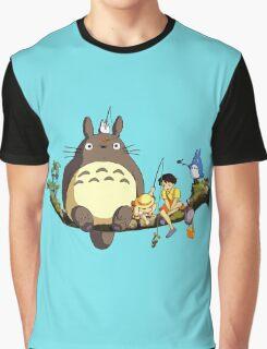 Totoro!  Graphic T-Shirt
