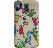 Return of the Vacuum Cleaner! Samsung Galaxy Case/Skin