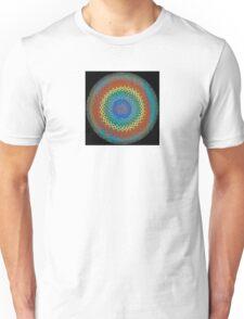Chakra of light Unisex T-Shirt