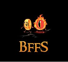 Lord of The Rings - BFFS Photographic Print