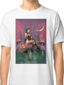 Steampunk Fantasy Classic T-Shirt