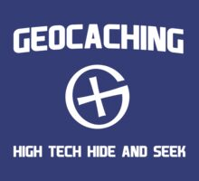Geocaching - High Tech Hide and Seek by bravos