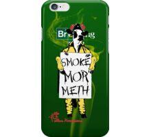 Smoke Mor Meth iPhone Case/Skin