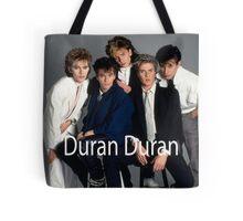 Duran Duran Paper Gods b Tote Bag