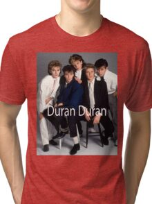 Duran Duran Paper Gods b Tri-blend T-Shirt