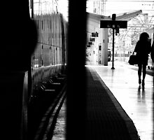 Between the Lines ... by Berns