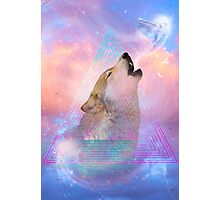 Dream By Day (Wolf Dreams Remix) Photographic Print