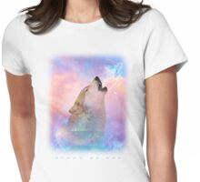 Dream By Day (Wolf Dreams Remix) Womens Fitted T-Shirt
