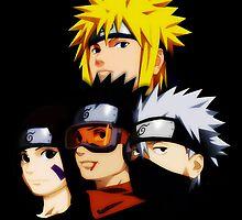Team Minato by epyongart