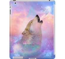 Dream By Day (Wolf Dreams Remix) iPad Case/Skin