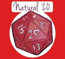 Natural 20 by SweetIngenuity