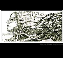 Dragon Rider. Studio600© by JeremyBeswick