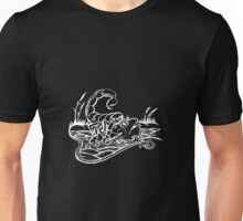 Scorpion and the Frog (white) Unisex T-Shirt