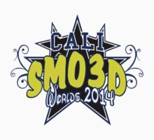 California Allstars Smoed Worlds 2014 by pastelxprints