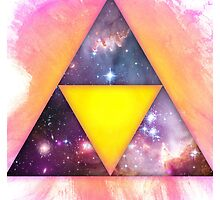 Cosmic Triforce by Bethany-Bailey