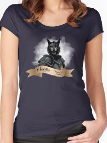 Khajiit Women's Fitted Scoop T-Shirt