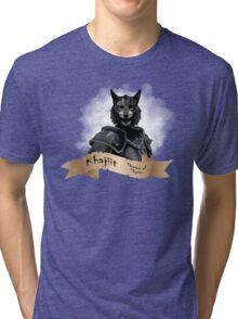 Khajiit Tri-blend T-Shirt