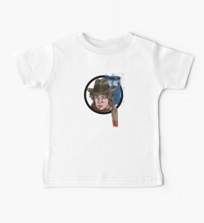 Fourth Lord of Time Baby Tee
