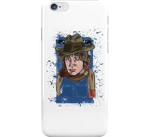 Fourth Lord of Time iPhone Case/Skin
