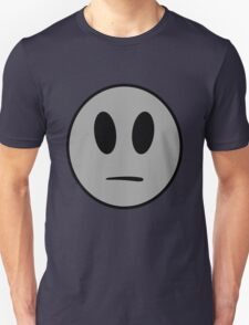 Indifferent Face T-Shirt