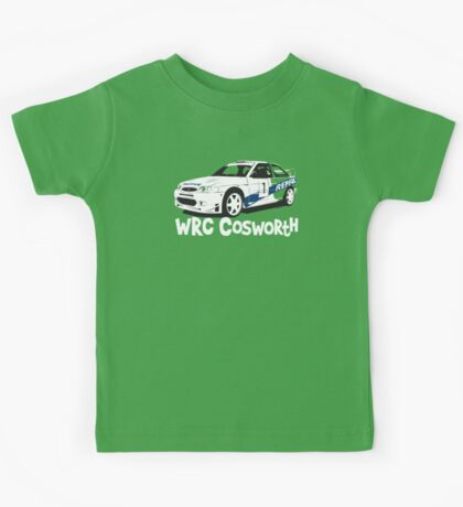 Ford Escort Cosworth WRC Kids Tee