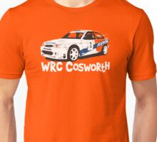 Ford Escort Cosworth WRC Unisex T-Shirt
