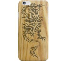 Wood Dragon iPhone Case/Skin