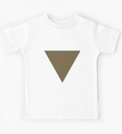Geometric pattern - Spirals Kids Tee